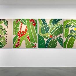 El alfabeto creativo y vital de Joel Mesler