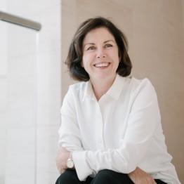 Suzanne Cotter, directora del MUDAM luxemburgués