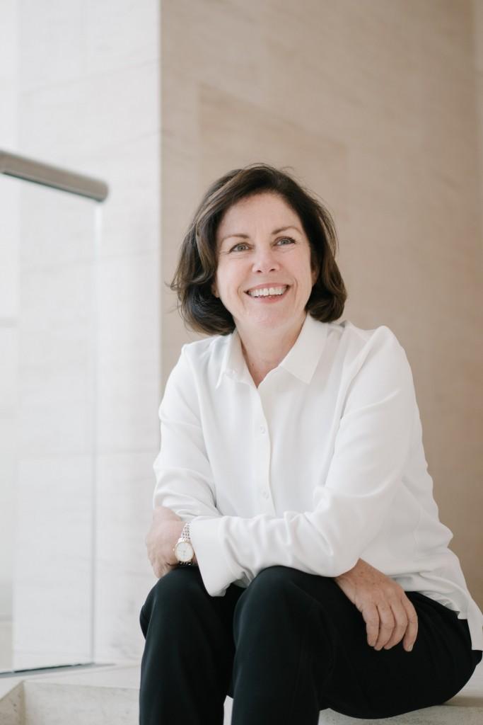 Suzanne Cotter, nueva directora del MUDAM. © Marion Dessard and Mudam Luxembourg