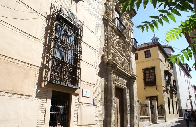 Casa del Castril, sede del Museo Arqueológico de Granada