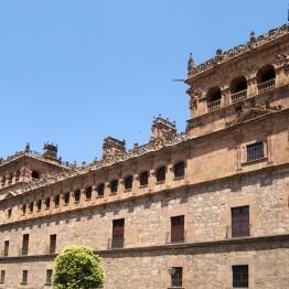 El Palacio de Monterrey de Salamanca podrá visitarse desde mayo