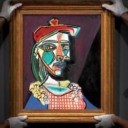 56,2 millones por uno de los retratos de Marie-Thérèse Walter