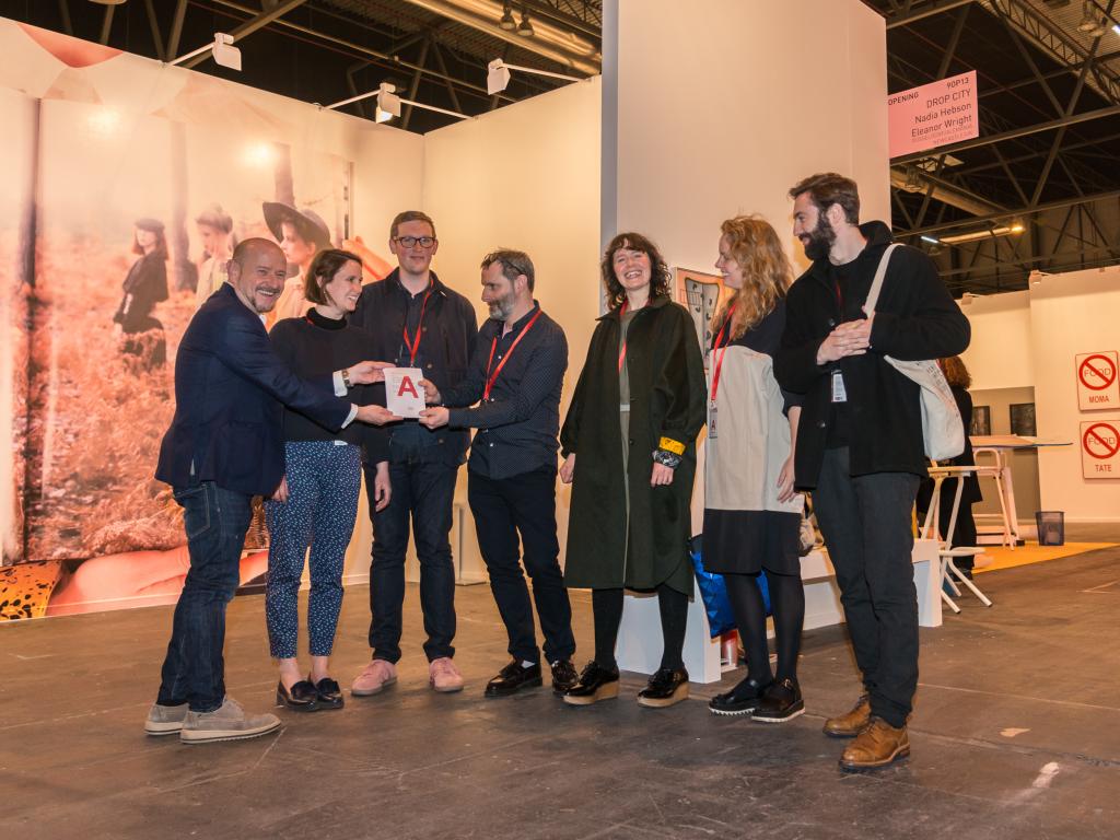 La galería DROP CITY, ganadora del PREMIO OPENING ARCOmadrid 2017