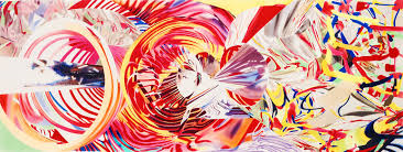 James Rosenquist. Stowaway Peers Out of the Speed of Light, 2000