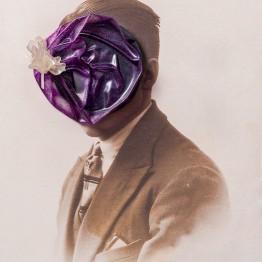 Carmen Calvo. Presintiendo la vela con violencia, 2014 Fotografía 100 x 65 cm