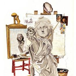 DIBUMAD. Feria de ilustración en el Palacio de Cibeles. CentroCentro