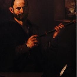 El Ribera joven, en el Museo del Prado