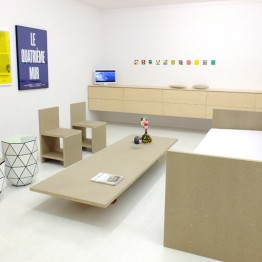 The Apartment (Piloto). Galería L21