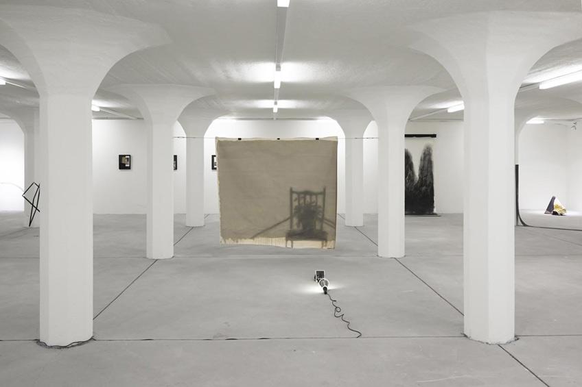 Rosana Antoli. Lo que no se ve. Solo Show, Zúrich, 2015