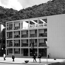 Edificios para una ideología