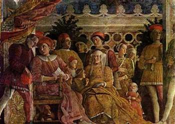 El coleccionismo de los gonzaga for La corte dei gonzaga mantegna