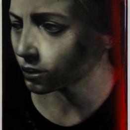 Alain Urrutia. The model (Caravaggio), 2014