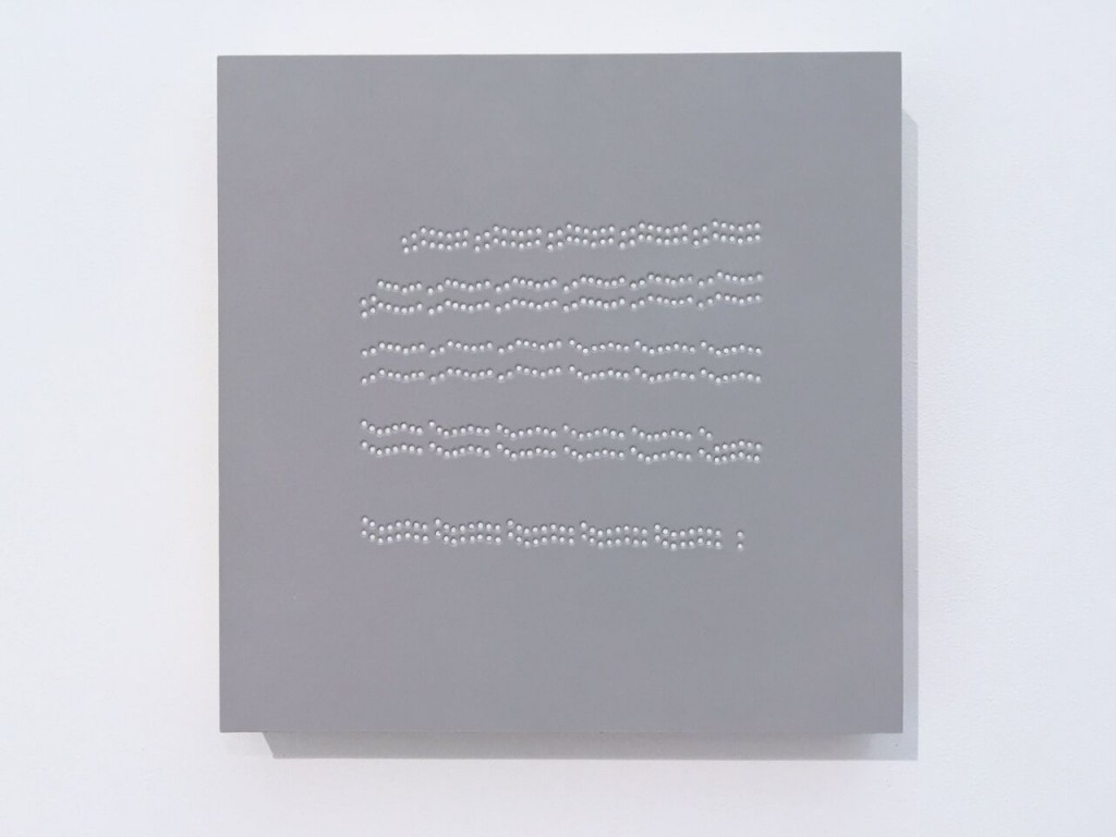 Ana Pérez Ventura. Hanon, le pianiste virtuose exercice nº4, 2017. Cortesía H Gallery
