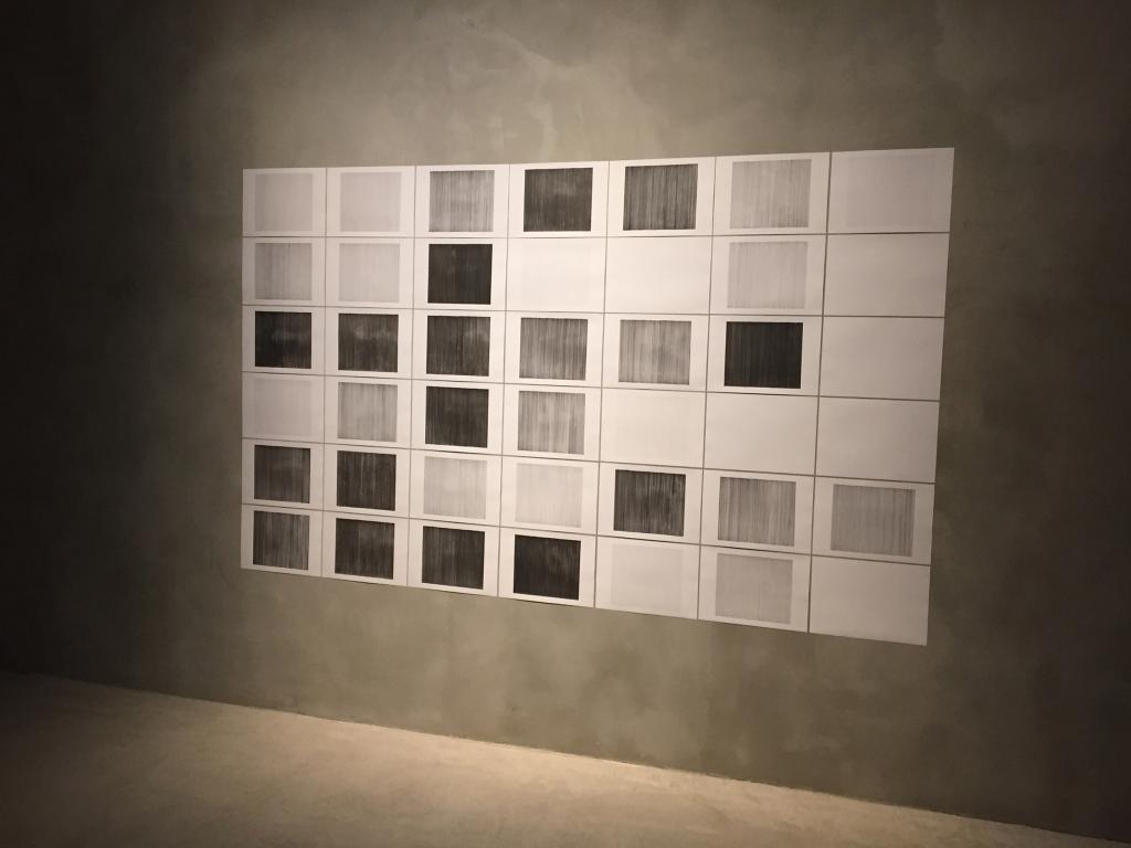 Alberto Gil Casedas. 65.209 . Calendario abstracto lineal de derivas urbanas