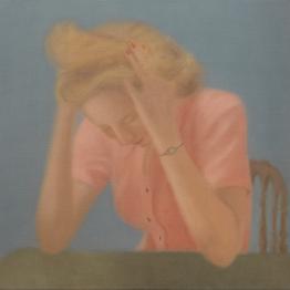 Chechu Álava. Lee Miller con dolor de cabeza, 2013