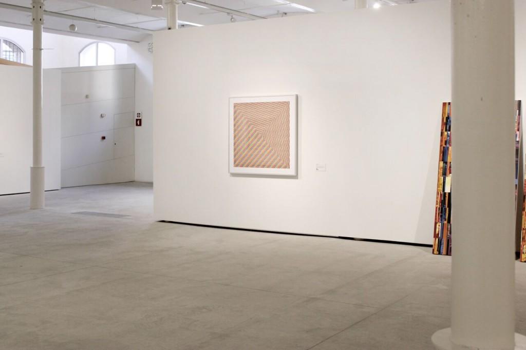 Isabel Servera. Caja 24. Premio de Pintura Internacional Guasch Coranty. Centre d´ Art Tecla Sala, 2015