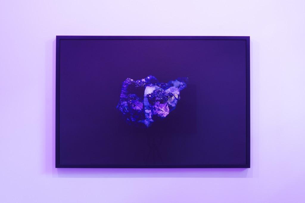 Jorge Isla. LUV-A. Instalación en la Kir Royal Gallery, 2017
