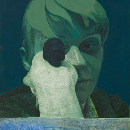 Victor Man. Untitled, 2012