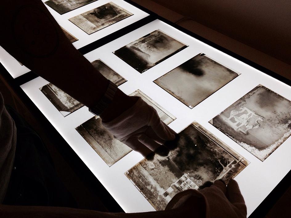Andrés Pachón. Light Box, del proyecto The Fletcher Series