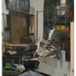 Carlos Sagrera. Storage room, 2017