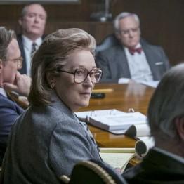 Los archivos del Pentágono. película de Spielberg