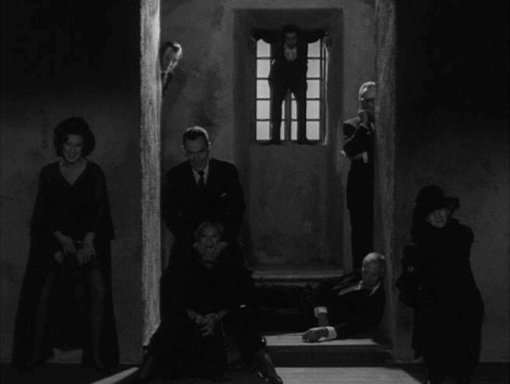 Ingmar Bergman. La hora del lobo