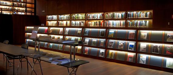 Biblioteca del Museo Reina Sofía