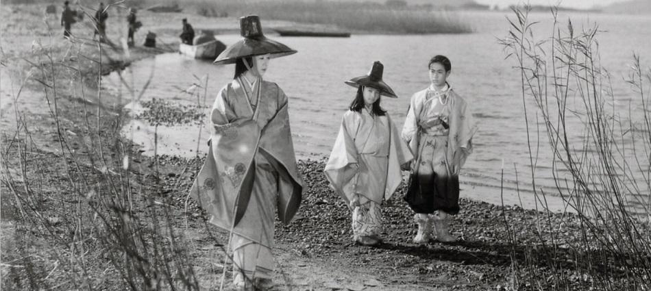 Mizoguchi. El intendente Shansho, 1954