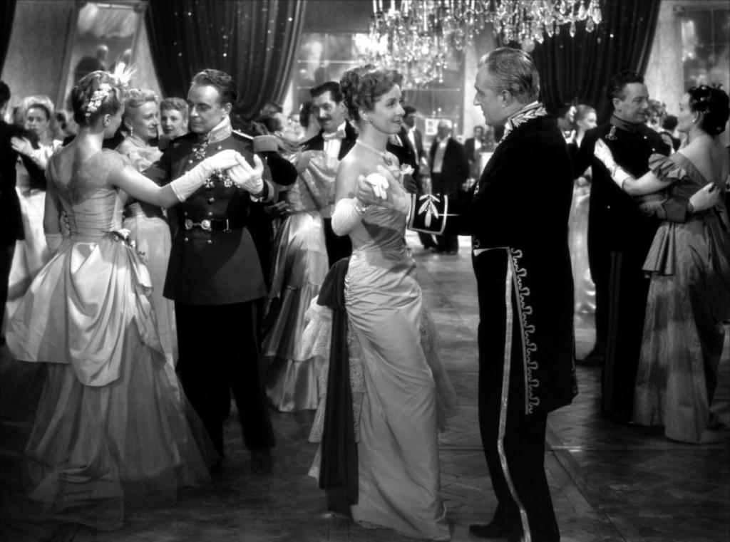 Max Ophuls. Madame de..., 1953