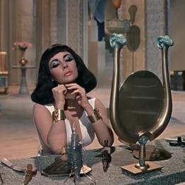 La Cleopatra de Mankiewicz, la obra de El Escorial