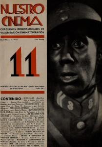 Nuestro Cinema nº 11, 1933