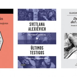 Día de las Escritoras: las sugerencias de cinco mujeres que viven entre libros