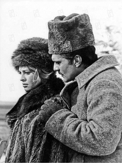 David Lean. Doctor Zhivago, 1965