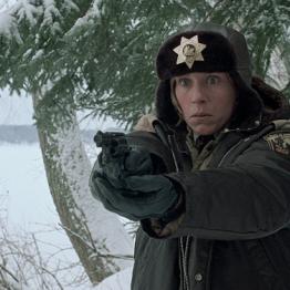 Joel y Ethan Coen. Fargo, 1996. Películas con escenas de invierno y nieve