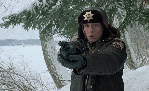 Joel y Ethan Coen. Fargo, 1996