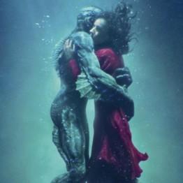 La forma del agua, Guillermo del Toro