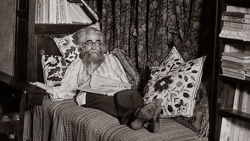 Alfonso. Retrato de Valle-Inclán