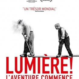 ¡Lumière!, la emoción de los orígenes