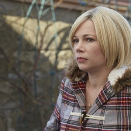 Michelle Williams, actriz de Manchester frente al mar.