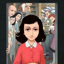 Novela gráfica del Diario de Ana Frank