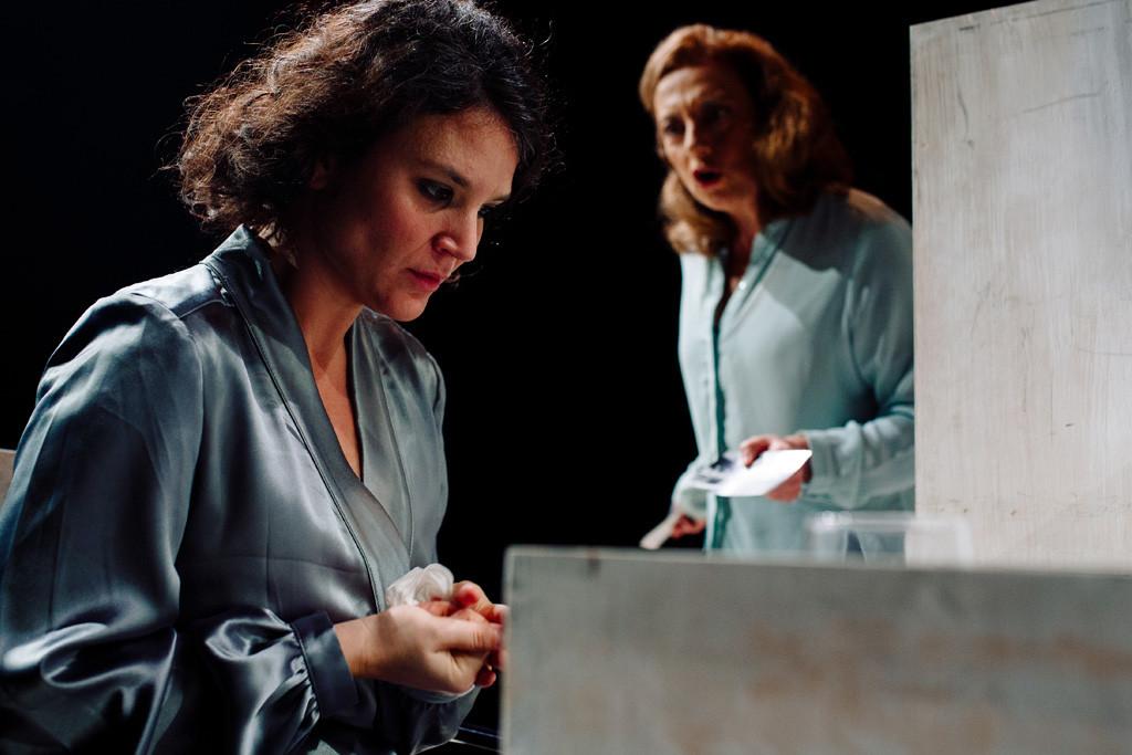 Edith Piaf. Taxidermia de un gorrión. Teatro Español