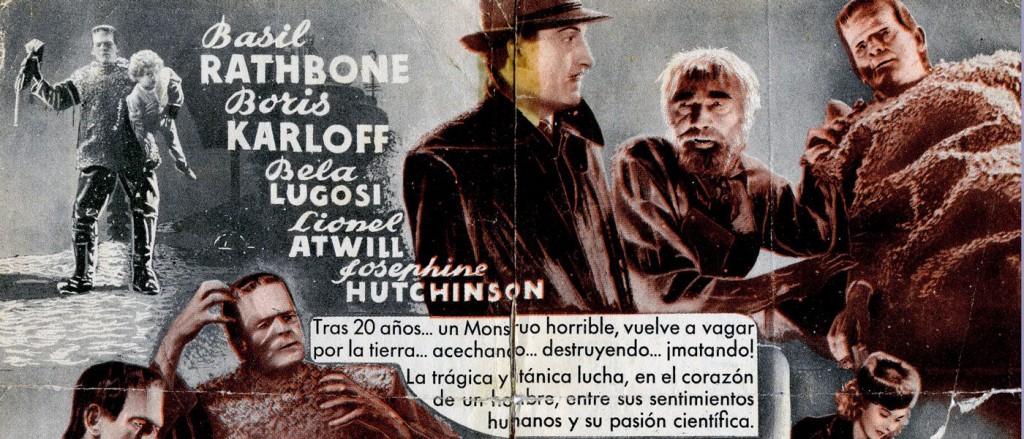 Terror en el laboratorio: de Frankenstein al doctor Moreau