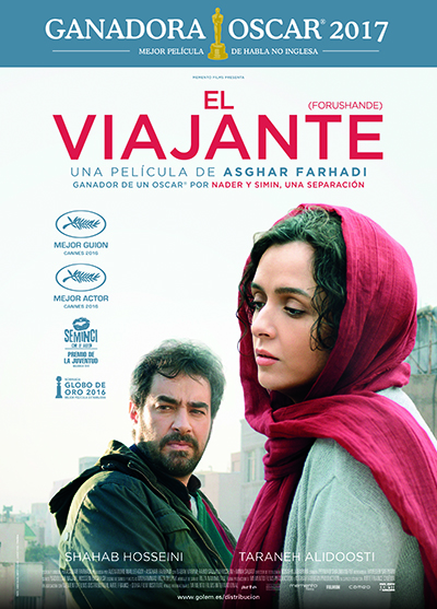 El viajante, Asghar Farhadi