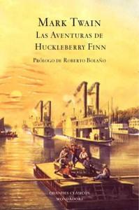 Mark Twain. Las aventuras de Huckleberry Finn. Random House, 2006