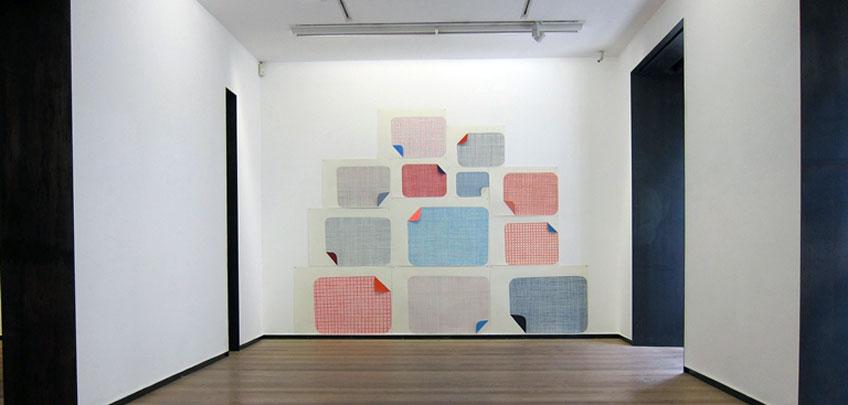 Galería Rafael Pérez Hernando (Orellana, 18, Madrid). Sabine Finkenauer. 2015