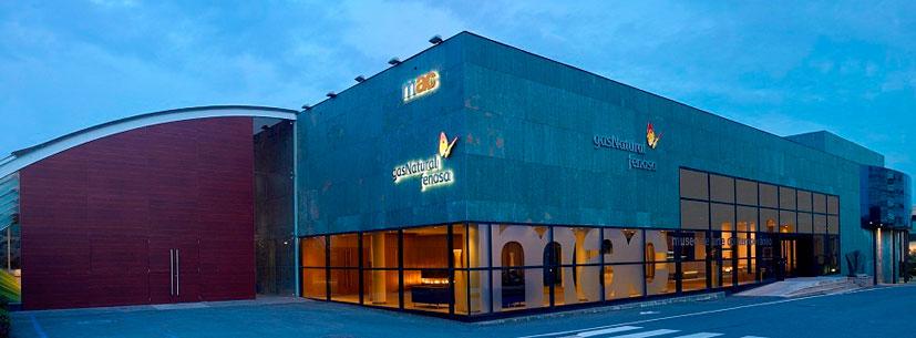 MAC Museo de Arte Contemporáneo Gas Natural Fenosa