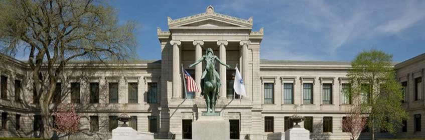 Museum of Fine Arts MFA Boston