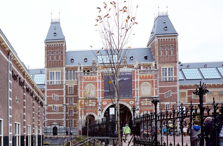 ¿Qué ver en Ámsterdam? Sin duda el Rijksmuseum
