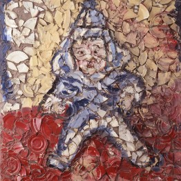 Pintar y coleccionar, el gran juego de Jorge Galindo