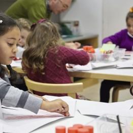 Plenamente artistas. Talleres navideños para niños y jóvenes en el Museo Picasso de Málaga